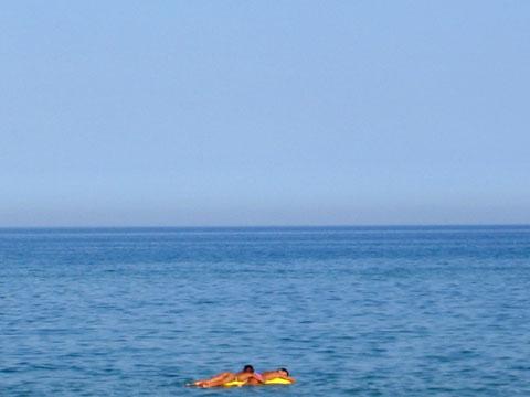 на море в обзор