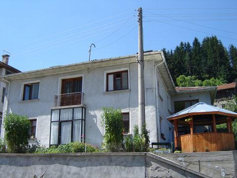 къщата за гости в триград